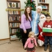 Christmas party for grads - Valya P and her children.jpg